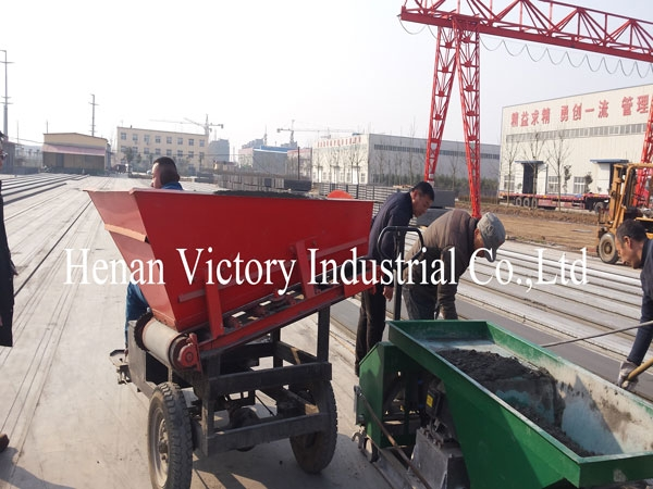 Electric Concrete Dumper