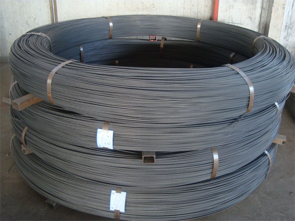 Prstressed Steel wires